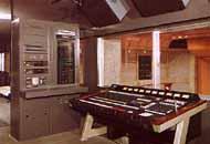 ミキサー室