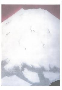富士山(赤富士)