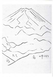 富士山・山中湖より