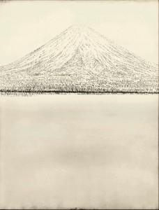 羊蹄山雪景-リサイズ