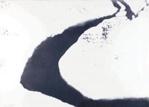 001信濃川・卯の木A  P150・1984